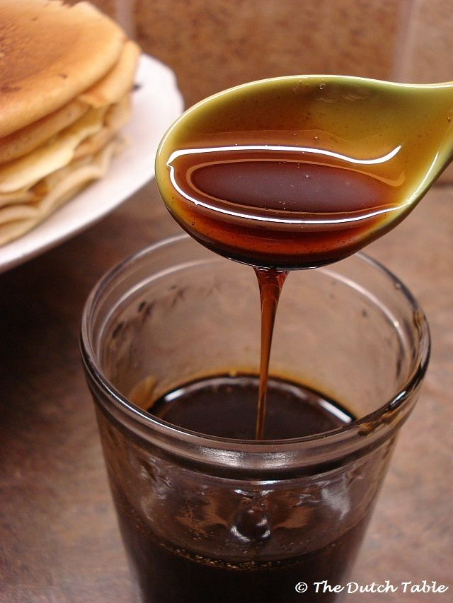 The Dutch Table: Appelstroop (Dutch Apple Syrup)