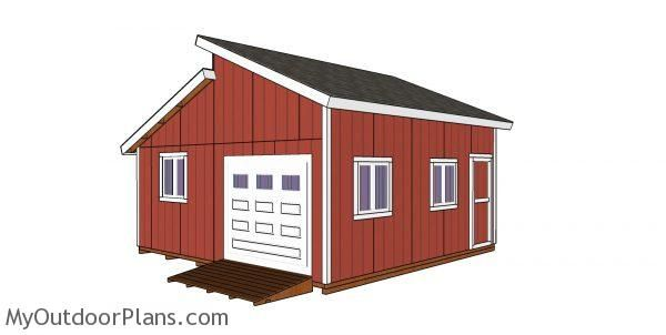 20 20 Clerestory Shed Free Shed Plans And Drawings Free Shed Plans Shed Free Shed