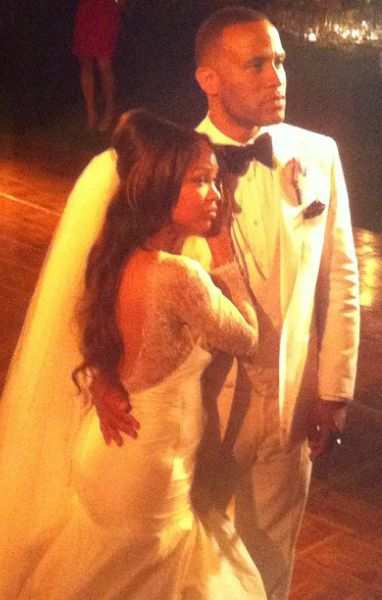 Photos: Meagan Good's wedding
