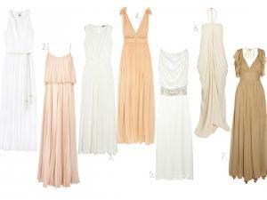 Une robe de mariée façon déesse grecque… • Hellocoton.fr
