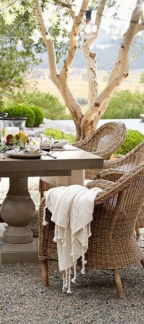 Scarlett Outdoor Dining Table