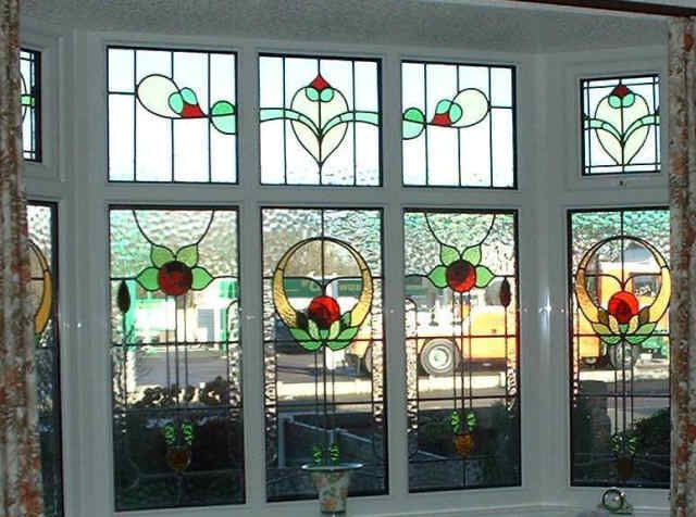 Best 25 upvc windows ideas on pinterest double glazed - Stained glass window designs ...