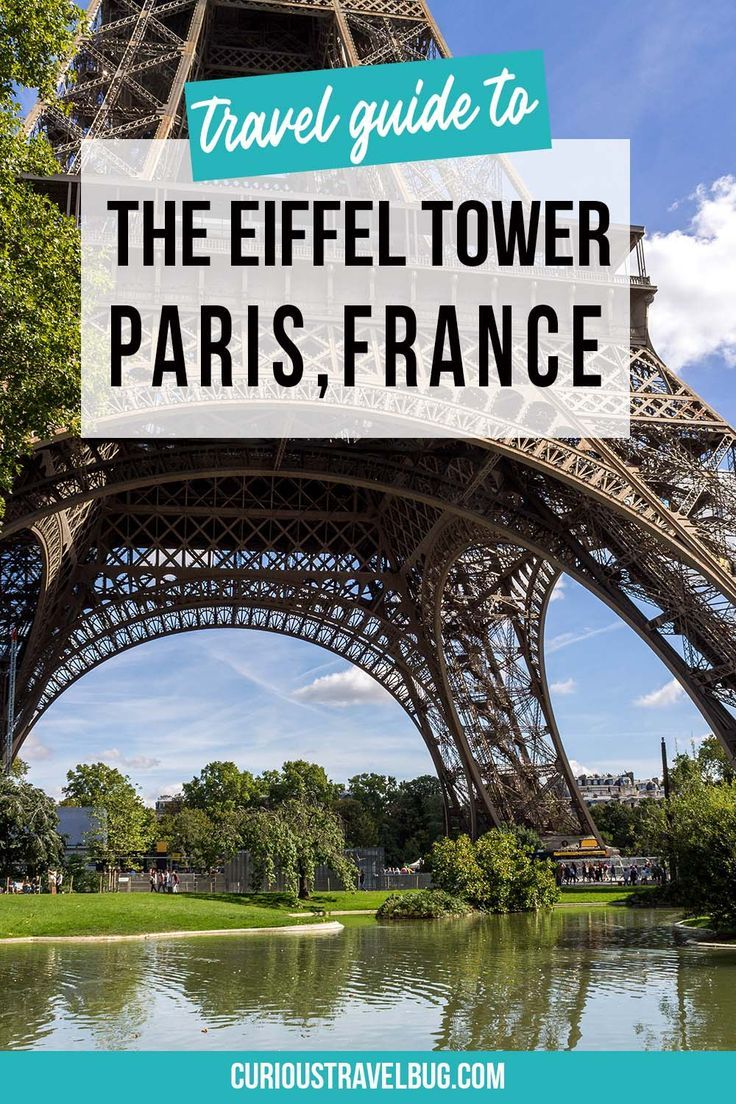 Guide To Visiting The Eiffel Tower Summer Vs Winter Travel