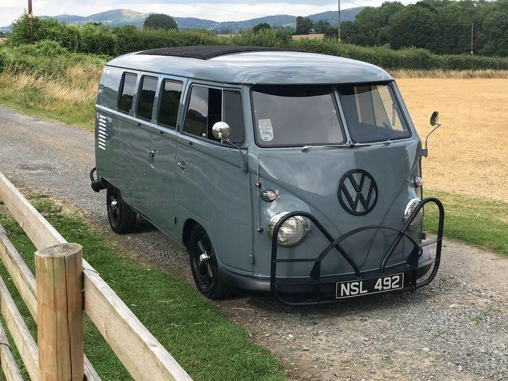 Split screen VW Camper for Sale