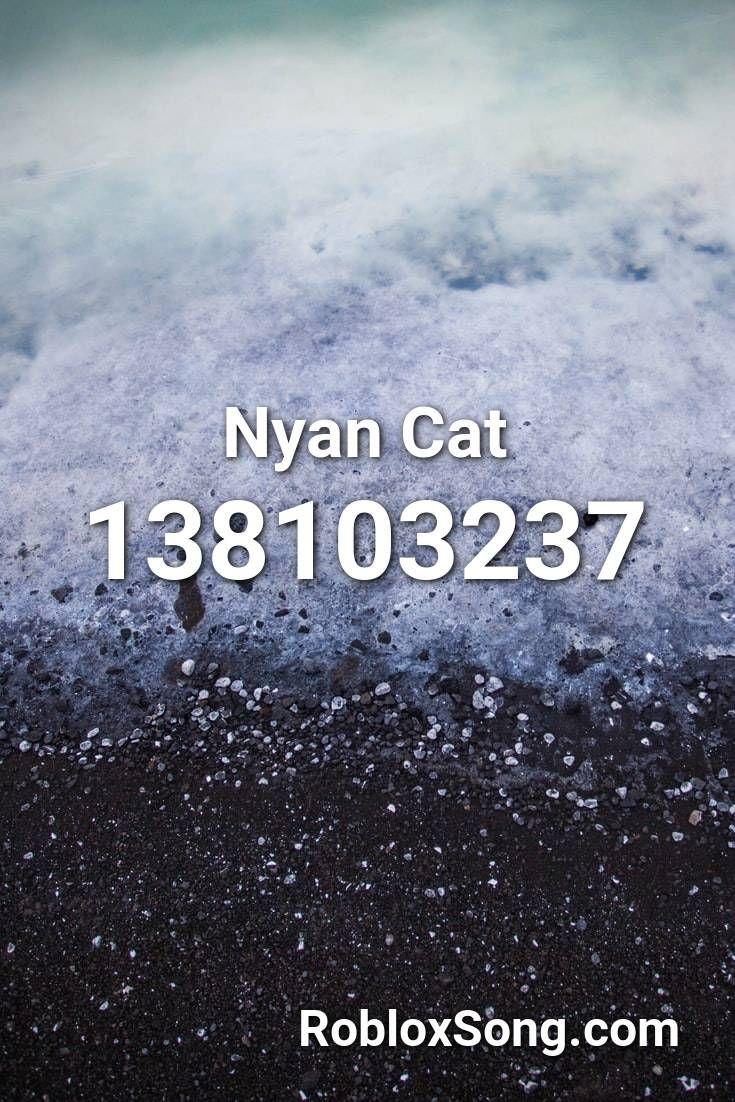 nyan cat theme song roblox id