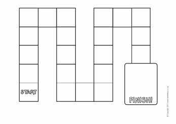 Editable board game templates (SB6941) - SparkleBox
