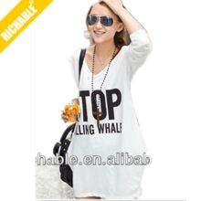 womens oversize Loose designer t shirt oem with Vneck best seller follow this link http://shopingayo.space