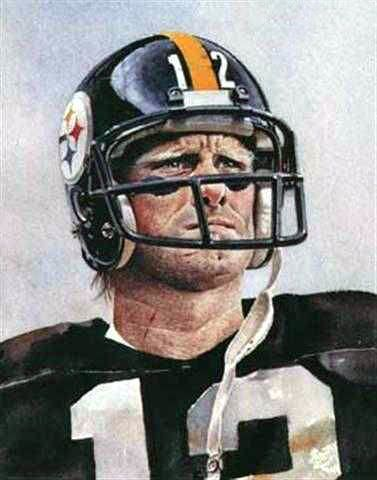 Terry Bradshaw Pittsburgh Steeler