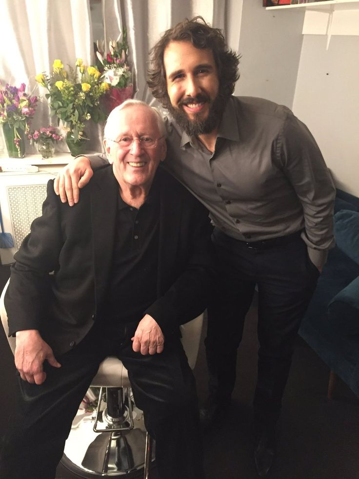 Media Tweets by josh groban (@joshgroban) | Twitter...t LEN CARIOU!