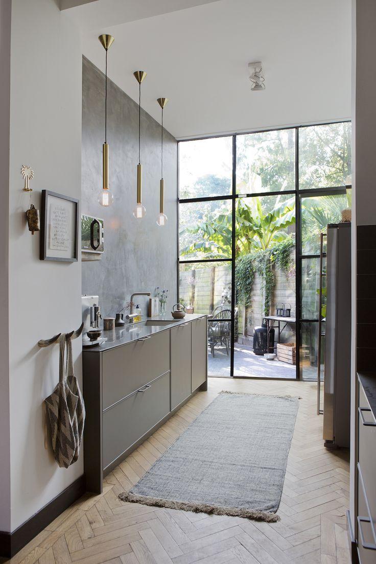Russell Hobbs Edelstahl 55cm breit 180cm hoher freistehender Kühlschrank mit Wasserspender – 2 Jahre Garantie Lucinda Carmichael