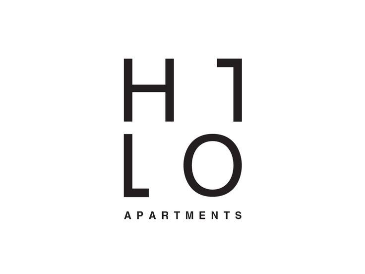 Przepis na Dizajn Logo Hilo Apartments 2