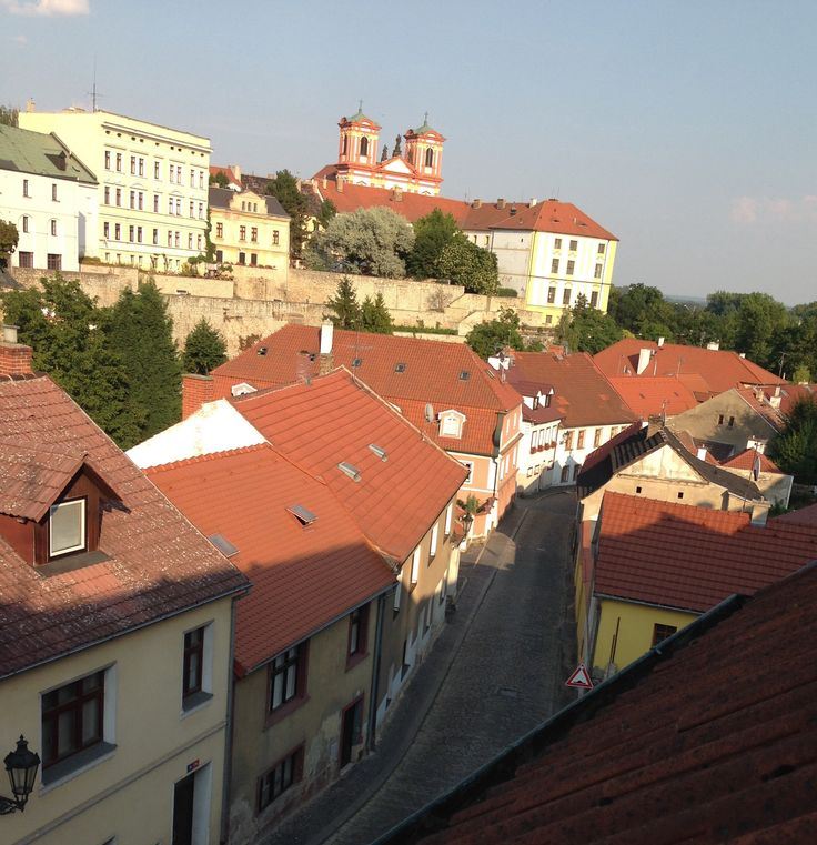I have been actively traveling for almost 24 hours and have finally settled into an adorable little inn, Penzion Dubina, in Litomerice, Czech Republic. This will be my home for the nex...