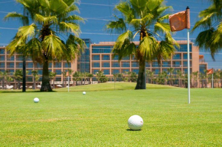 Campos de golfe do grupo NAU recebem World Corporate Golf Challenge