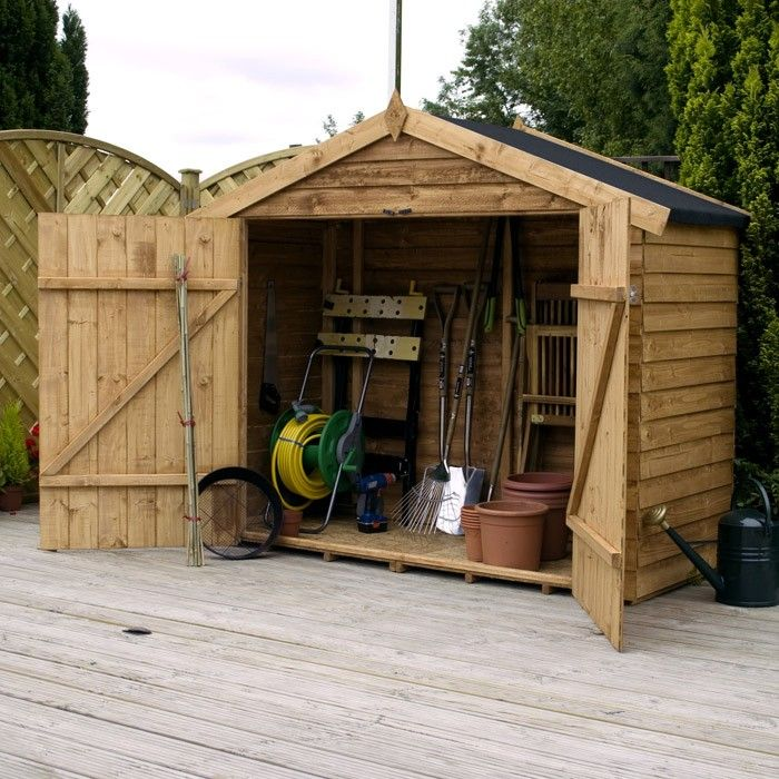 best 25 bike shed ideas on pinterest garden bike. Black Bedroom Furniture Sets. Home Design Ideas