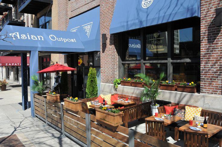 Best Sidewalk Cafes In Atlanta