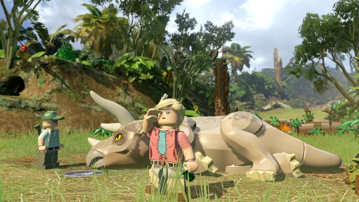 Love The Lego Movie? Love Jurassic Park? Then you have to watch the trailer for the Lego Jurassic World video game.