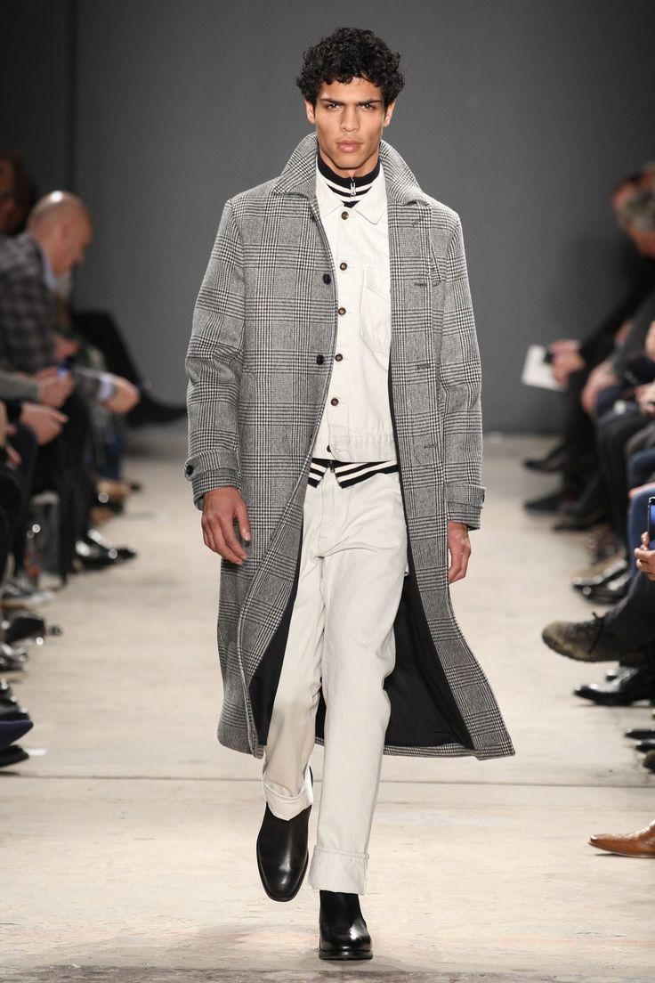 Todd Snyder Fall 2017 Menswear Fashion Show | Brrr, Coats ...