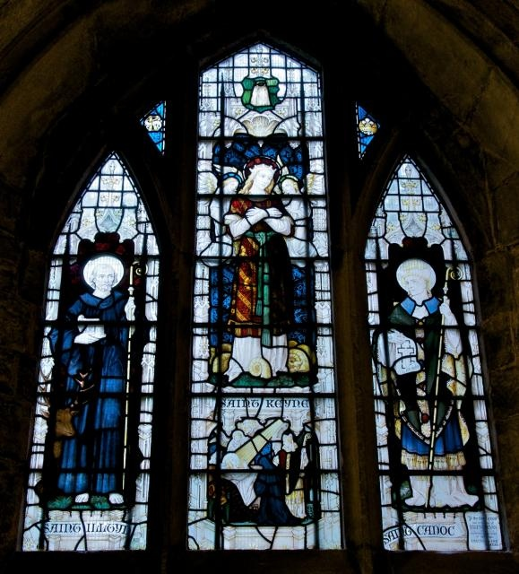 St Keyne with St Illtyd and St Cadoc (Brecon Cathedral)