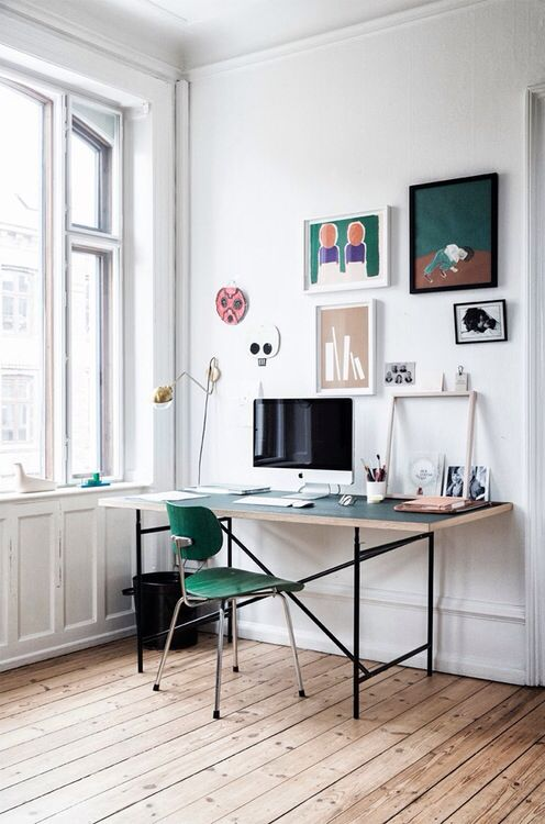 Office: Interior Design, Idea, Work Spaces, Workspaces, Desk, Homes, Home Offices