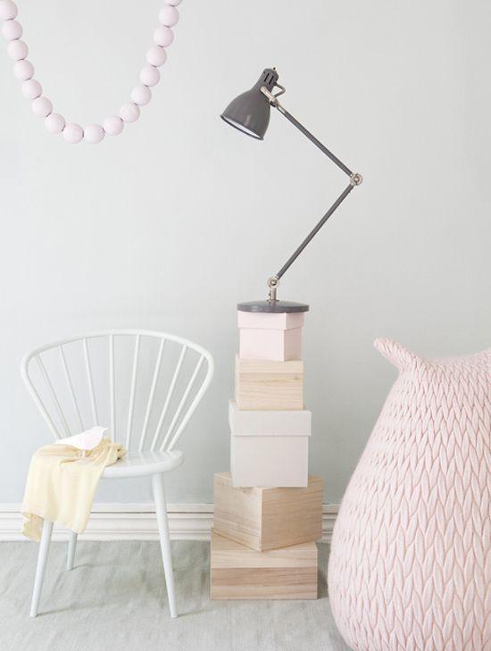Tover een blush op de wangen van je interieur met pasteltinten Roomed | roomed.nl