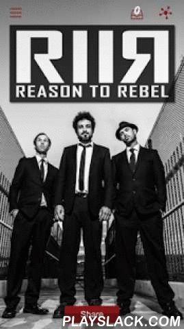 Reason To Rebel  Android App - playslack.com ,  There is something to be said for longevity and determination. When talking about the eight years San Diego's Reason to Rebel has been a band, the subject can't help but come up. Most musicians are content to just play music for fun with the hope that something good may eventually come of it. Reason to Rebel's approach has always been a little different. Ever since releasing their first album in 2005, the band has made it a point to travel to…