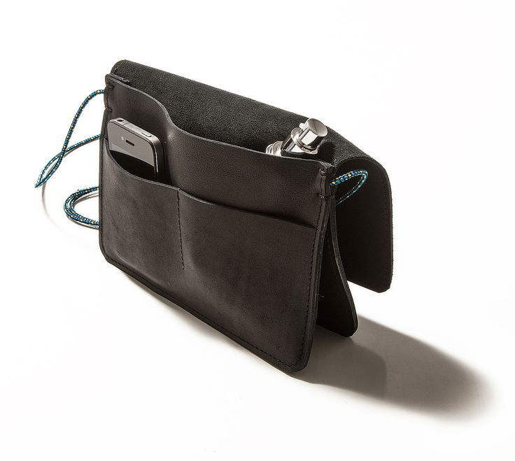 Petite bag - open