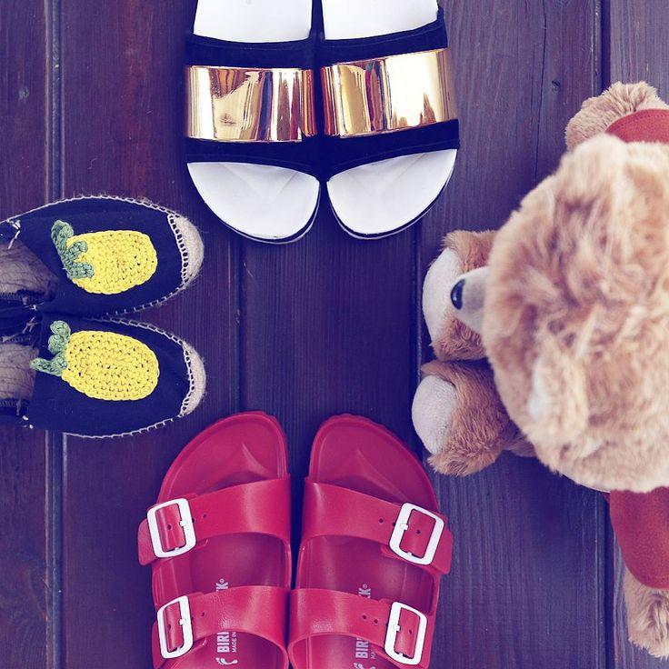 Comfy summer - Birkenstock - Bettaknit - shoes