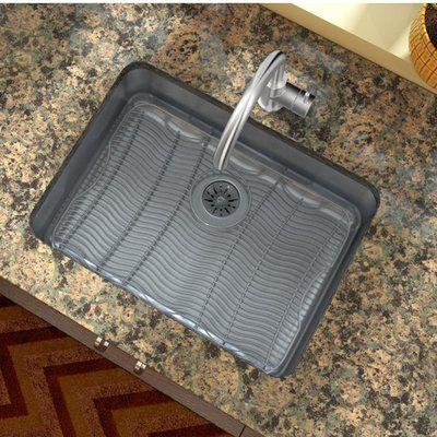 Elkay 16 X 22 Sink Grid Drain Location Rear Center Sink