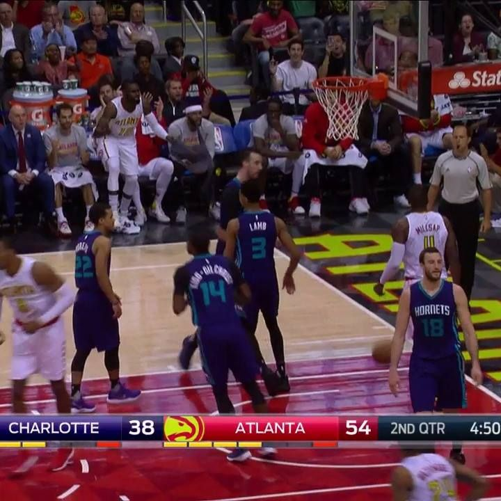 The Atlanta Hawks clinched the 5th seed with tonight's win. Here are the TOP 5 plays from the game.