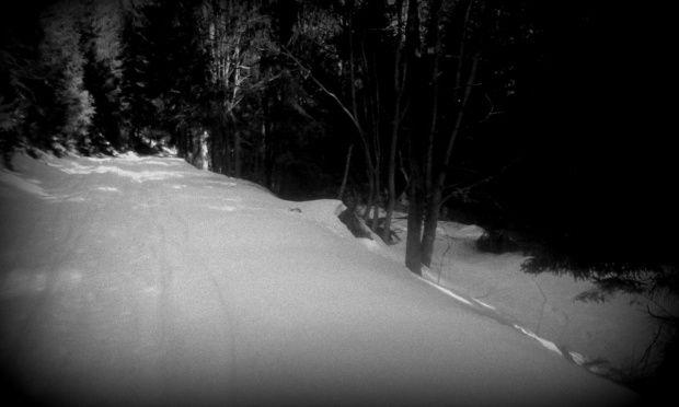 Kamesznica - Beskid Śląski - Barania Góra. Zima w górach.