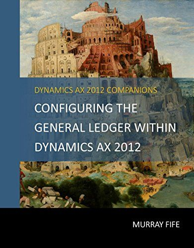 Configuring The General Ledger Within Dynamics AX 2012 (Dynamics AX 2012 Barebones Configuration Guides Book 3):   The General Ledger is the backbone of Dynamics AX and is usually the first functional module that anyone will want to set up within the system since all of the other modules relay heavily on it throughout the setup process.br /In this guide we will step you through the basics of setting up your initial General Ledger, and also through the additional configuration that you ...