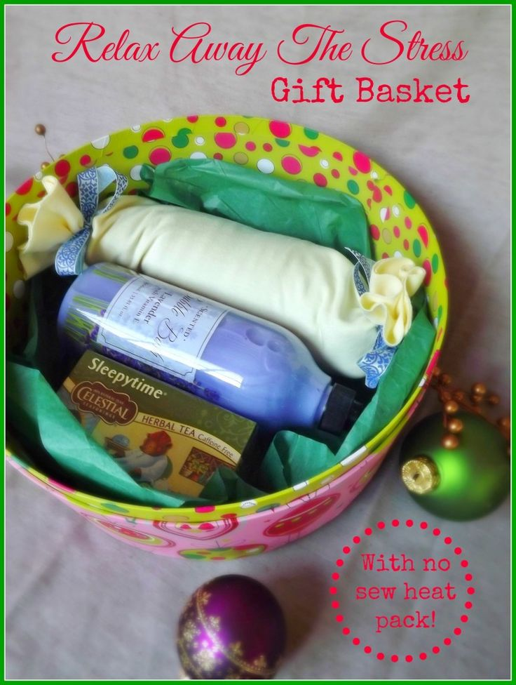Handmade Basket Kits : Best relaxation kits images on gift ideas