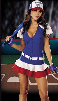 girls uniforms ass Sexy baseball