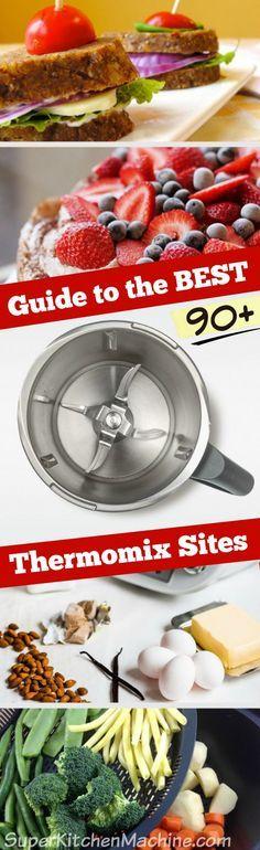 Thermomix recipe sites