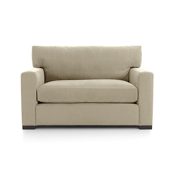 Axis II Chair And A Half. Twin Sleeper ...