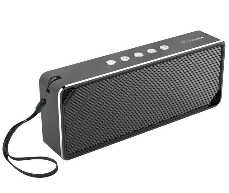Superisparmio's Post Speaker BT  Honstek K7 Bluetooth Altoparlanti Portatile Metallo Stereo Altoparlante con 5W Potenza Uscita Audio da 3.5mm Porta TF card e Microfono integrato per le Chiamate vivavoce.  Incredibile... a solo 8.99   http://ift.tt/2u0J0Sc