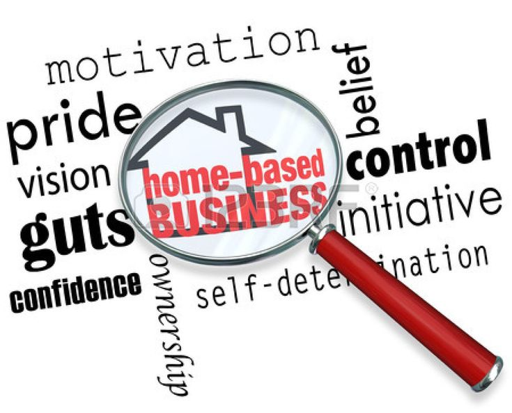 Building an online home based business