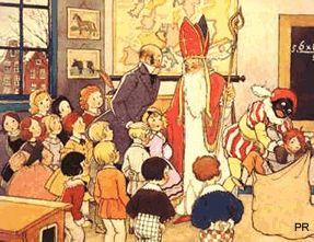 Sinterklaas Prenten