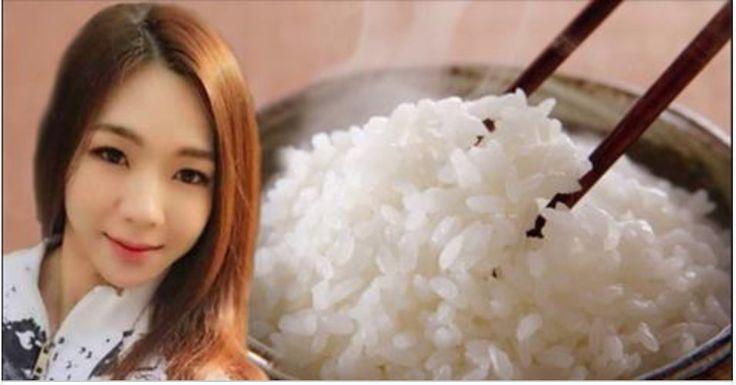 Dizem que arroz engorda. Mas no Japão come-se muito arroz e os japoneses são muito magros - o segredo deles é este! | Cura pela Natureza