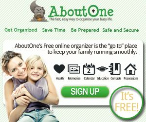 Free Online Organizer from About One: Photo Kids, Free Personal, Kids Artwork, Coupon Lady, Free Online, Personal Digital, Family Organizer, Health Education