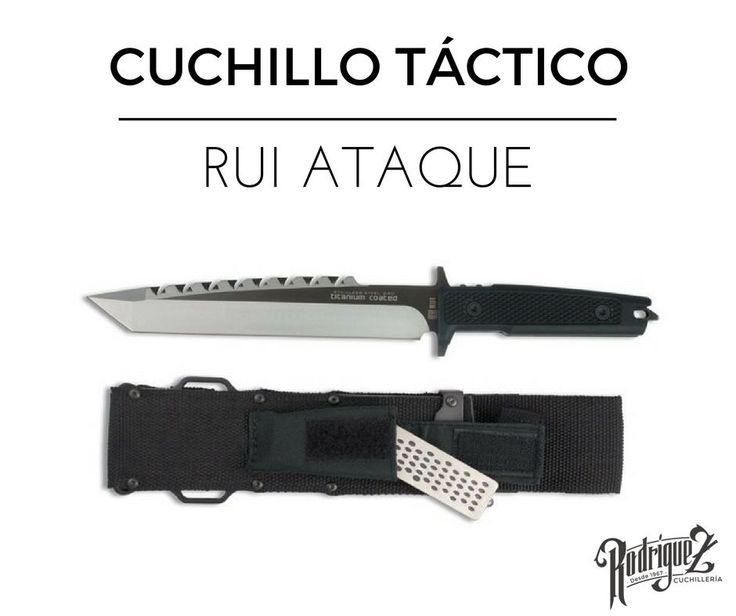Cuchillo táctico Rui Ataque