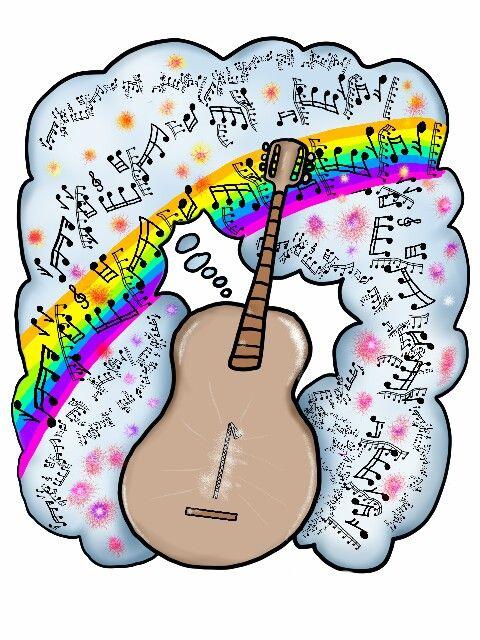 Autistc guitar...