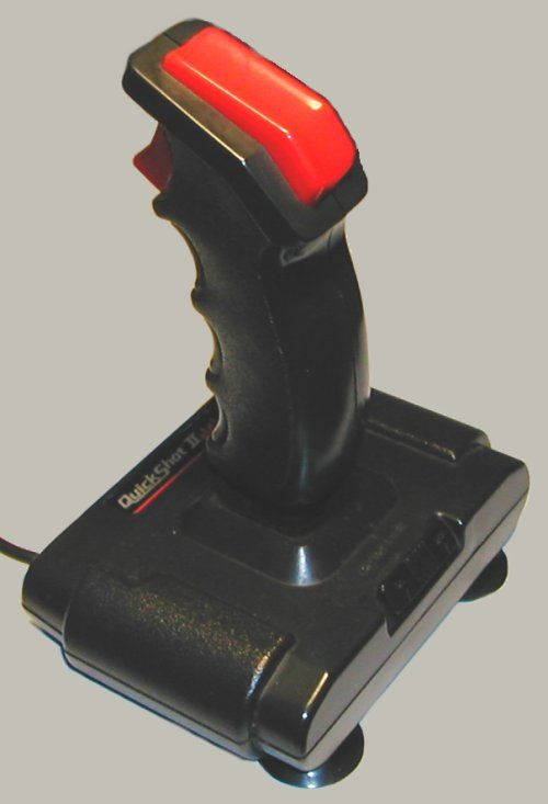 Quickshot II Plus Joystick -- My joystick of choice but I would have to keep replacing them every 4-5 months.
