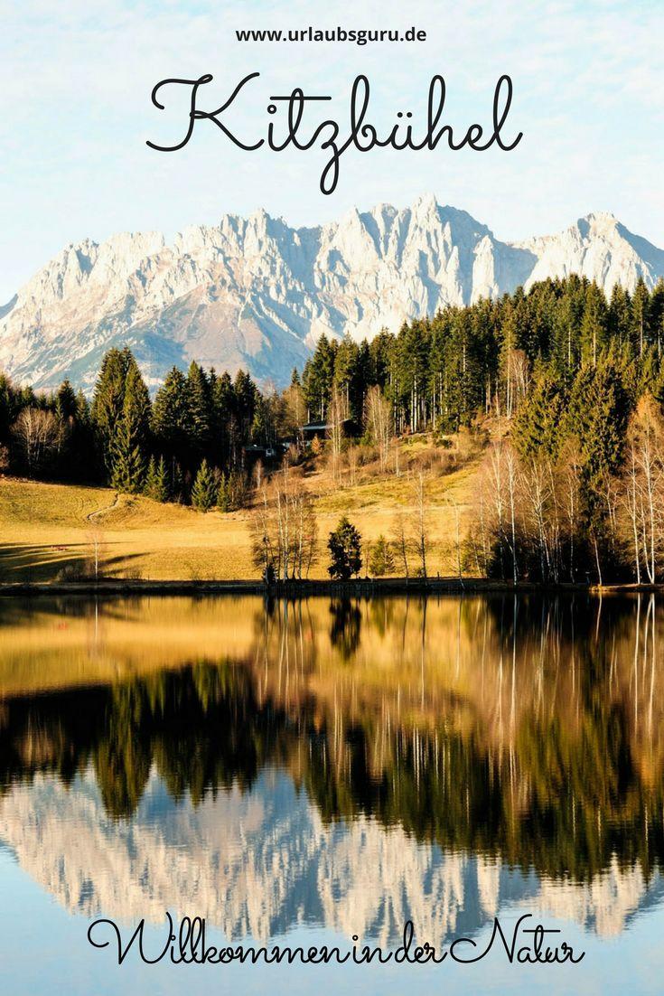 Kitzbühel ist nicht nur Skigebiet. Was das Naturparadies alles zu bieten hat, erfahrt ihr hier.