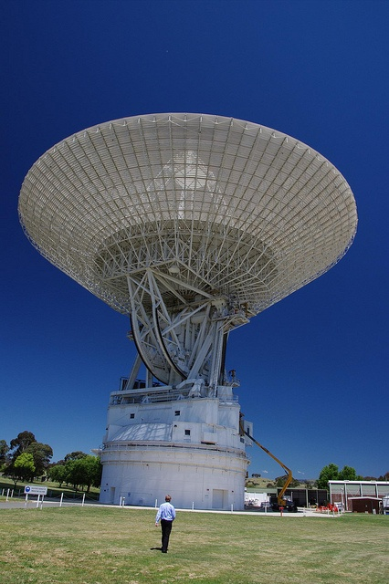 NASA JPL - Canberra Deep Space Communication Complex, Tidbinbilla, a short drive from the city of Canberra, Australian Capital Territory, Australia.
