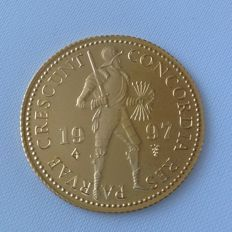 Nederland - Dukaat 1997 Beatrix - goud