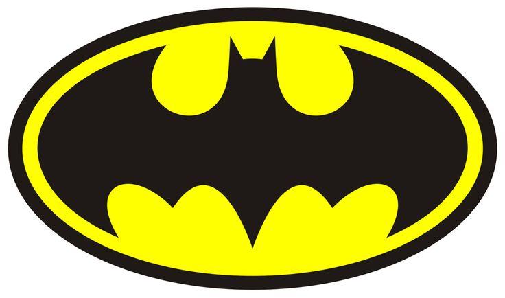 Logo Batman: Het logo van Batman bestaat uit een geometrische vorm namelijk een ellips met daarin een vleermuis. Zowel de ovaal als de vleermuis zijn symmetrisch. De buitenste rand van de de ellips is zwart, de rest van de ellips is geel met daarin een zwarte vleermuis. Er is gebruikt gemaakt van een licht-donkercontrast namelijk de kleuren zwart en geel.