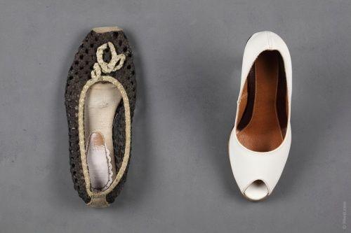 Обувь на каблуках