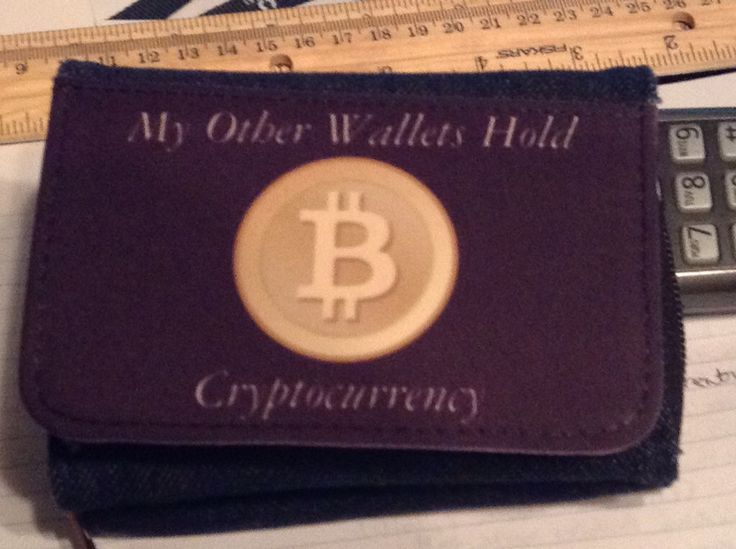 Bitcoin Wallet - My Other Wallets Hold Cryptocurrency