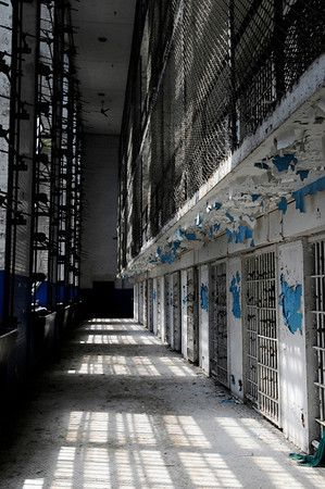 Missouri State Penitentiary in Jefferson City - Would make a great field trip:)